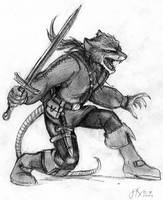Elric the wererat