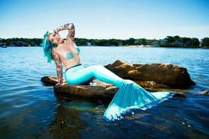 The Mischief Mermaid by Miss-MischiefX
