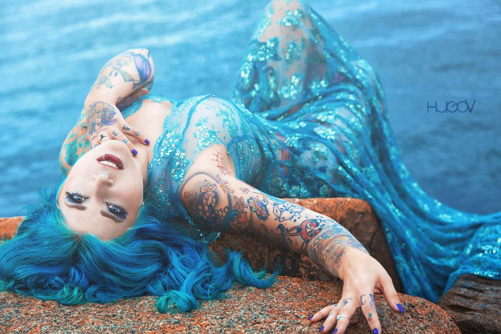 Mermaid by Miss-MischiefX