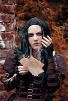 Alice: Madness Returns, steampunk. by hidokei-yuta