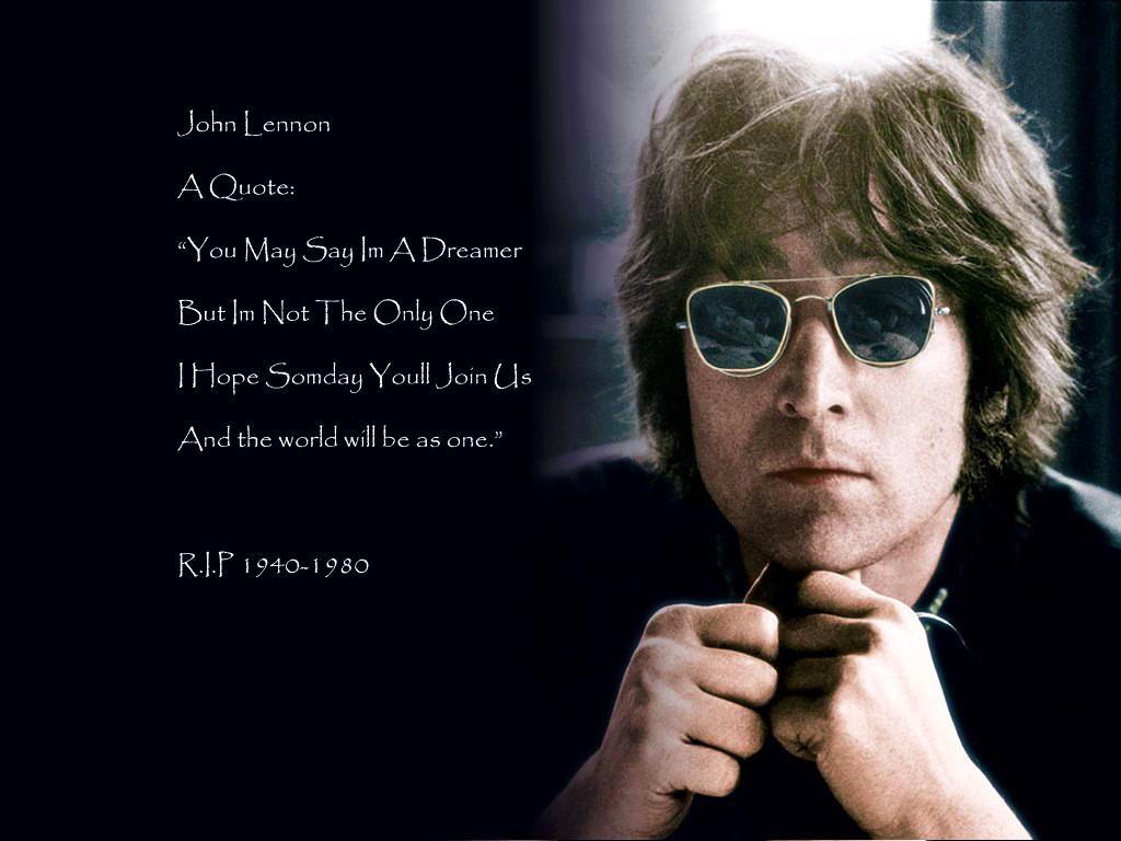 John Lennon Lyrics Quotes John Lennon Quotes Imagine