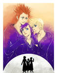 Kingdom Hearts - Art Book Submission