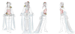 Costume Sketch by CoffeeCat-J