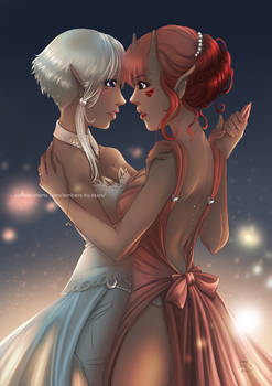 Embers to Stars - Elya and Fraie Dance