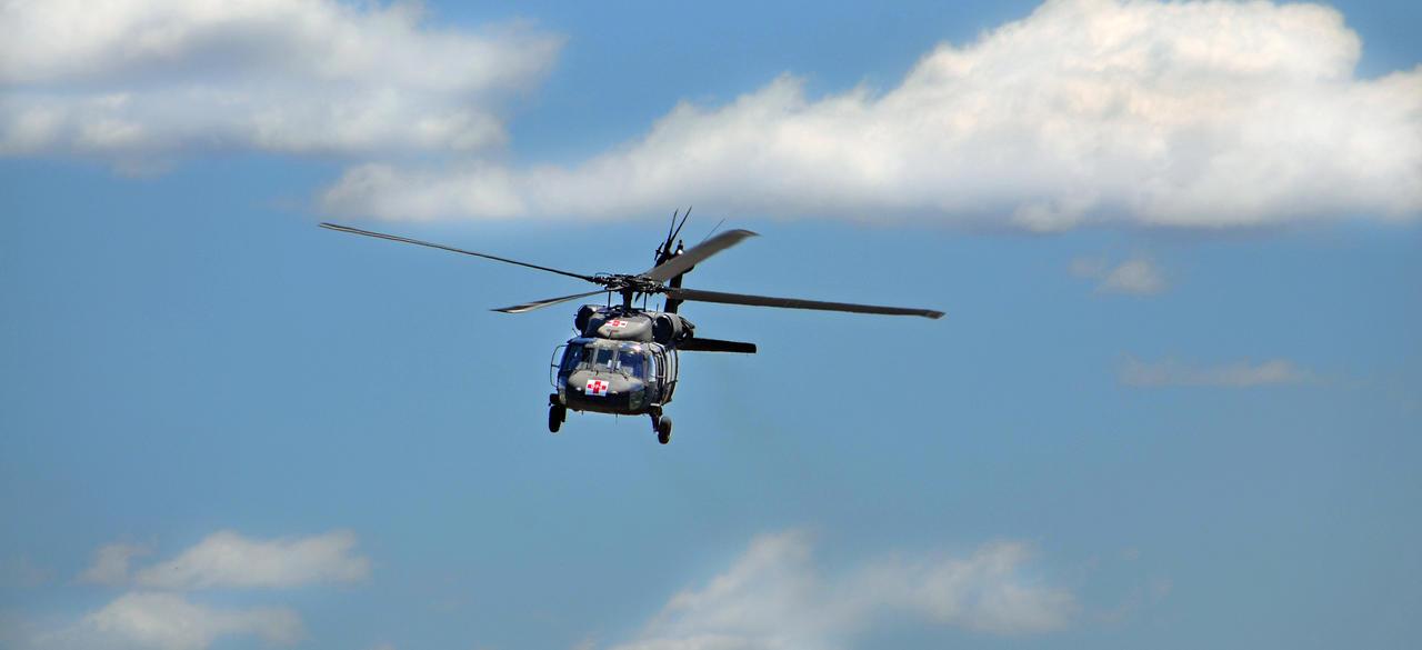 Minnesota National Guard UH-60 Blackhawk by aaaa0000aaaaa