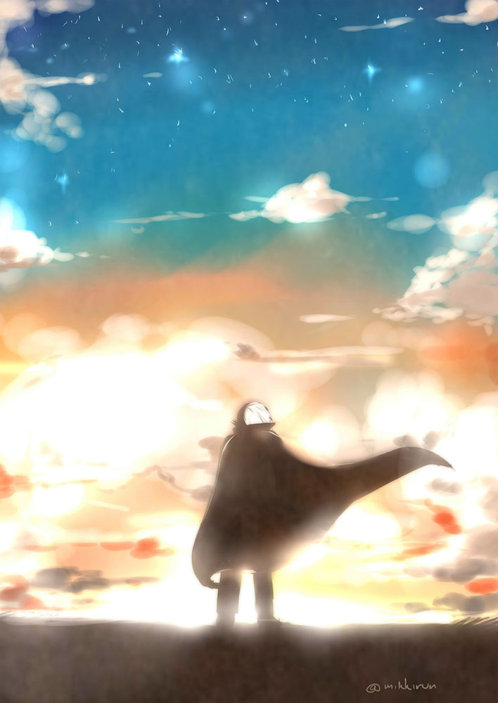 [fanart] - Blackjack by MikkuRin