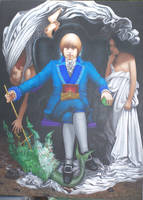 Brian Jones by kolaboy