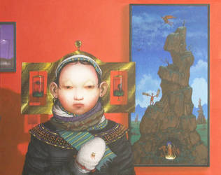 Lam Si and the Gates of Hell by kolaboy