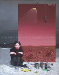 The Third Painting Of Jie Xia by kolaboy