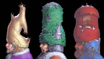 The Three Magi by kolaboy