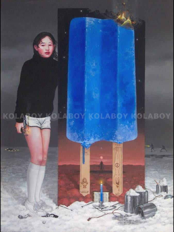 The Fourth Painting of Jie Xia by kolaboy
