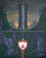 The Medusa Of Rangoon by kolaboy