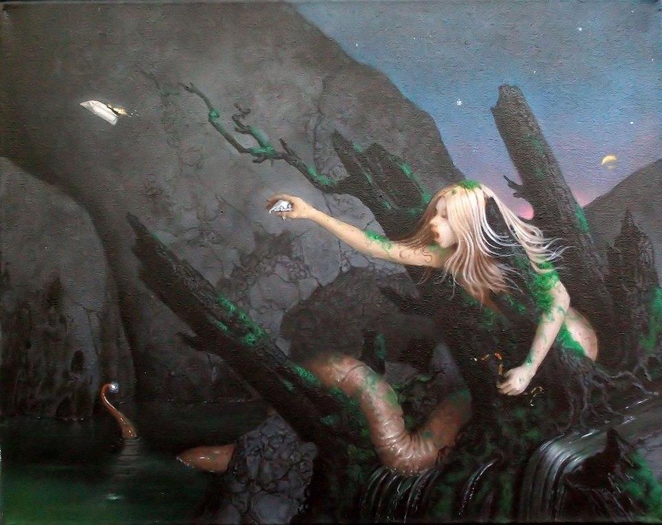 Echo and the Firefly by kolaboy