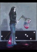 Star Spangled Girl by kolaboy