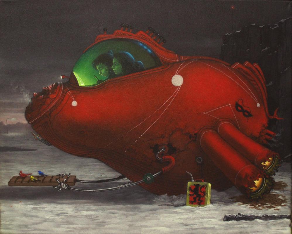 Last of the Great Navigators by kolaboy