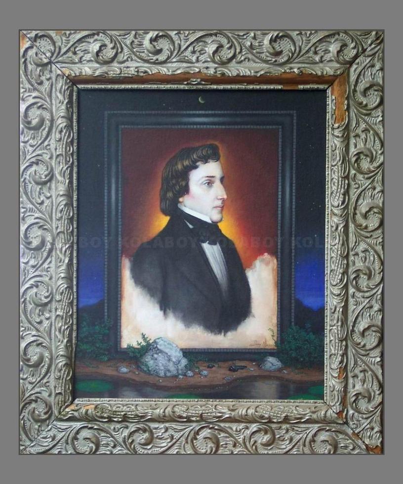 Frédéric Gounongbe Wallpaper: Frederic Francois Chopin By Kolaboy On DeviantArt