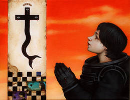 Thy Will Be Done by kolaboy