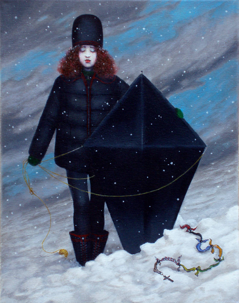 Our Lady of the Silent Snow by kolaboy