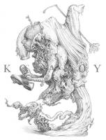 The Death Of Baldur by kolaboy