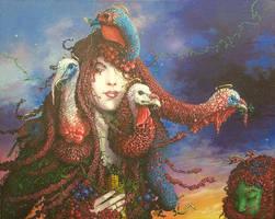 A Harvest Medusa by kolaboy
