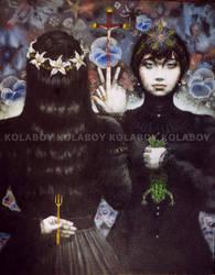 American Golgothic by kolaboy