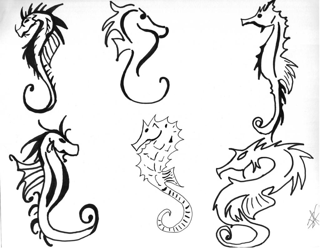Seahorse Tattoo Tumblr Viewing Gallery