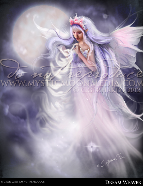 Dreamweaver by MysticMoonMedia