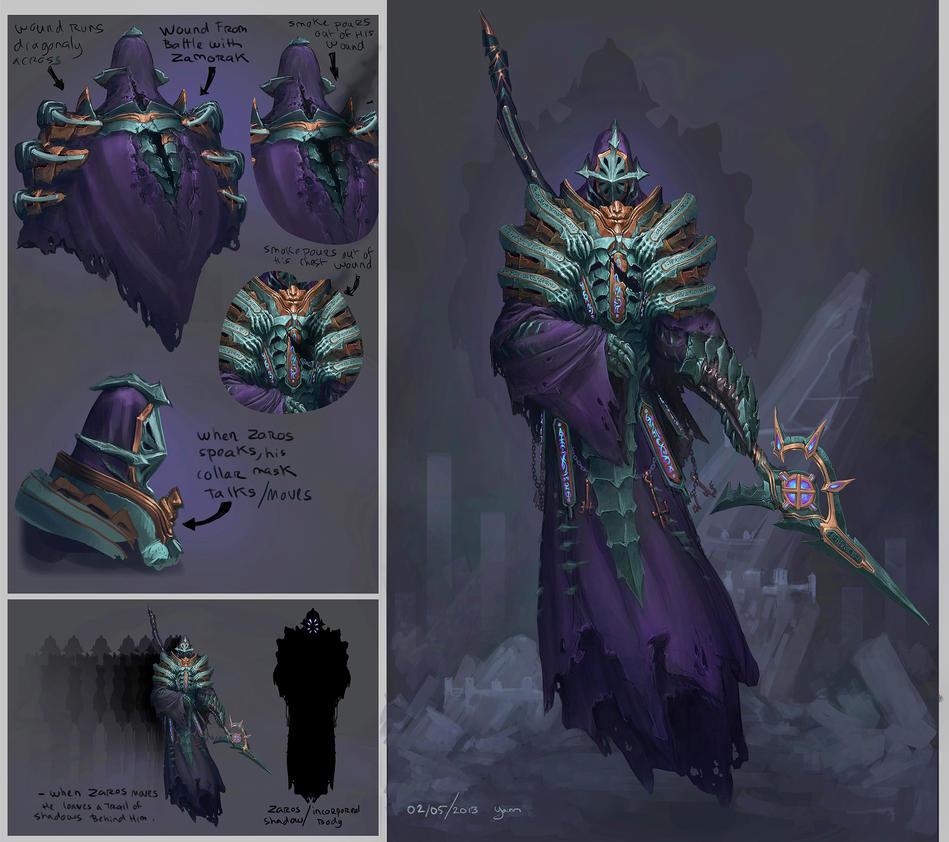 Runescape god zaros by tinysecretdoor on deviantart for Runescape exp table 1 99