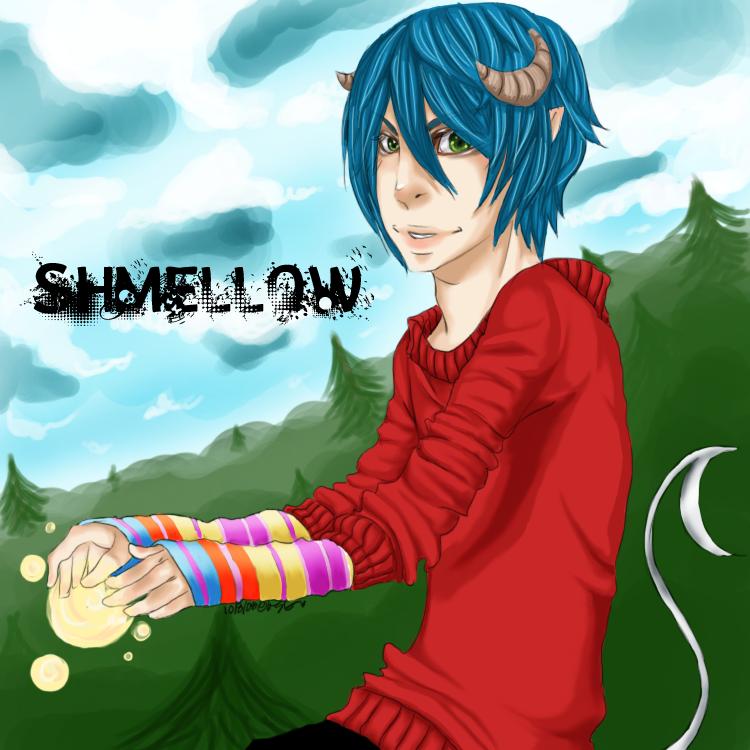 Shmell0w bby 8D by Shmell0w