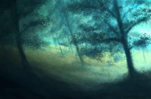 LIttle Forest by EuphoriaOfApe