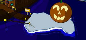 Halloween Iceberg!
