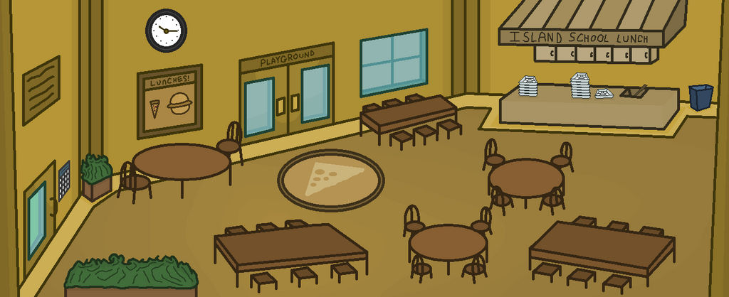 Cafeteria by Seth4564TI