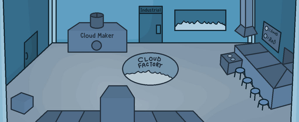 Cloud Factory by Seth4564TI