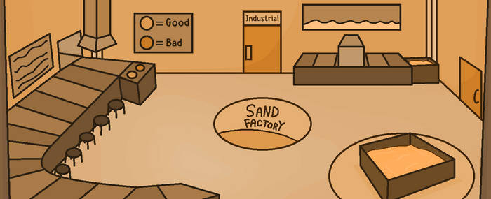 Sand Factory by Seth4564TI