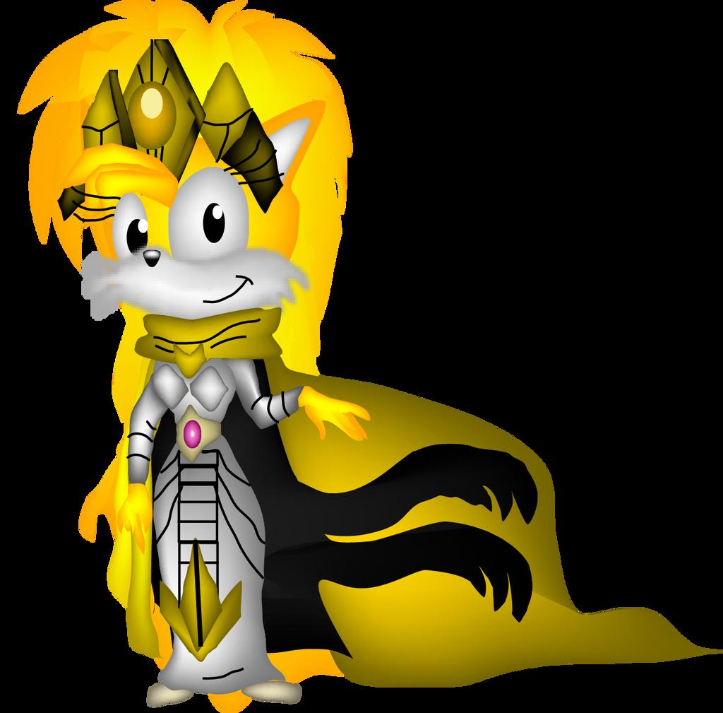 Tails as Aleena by Gamerz31w