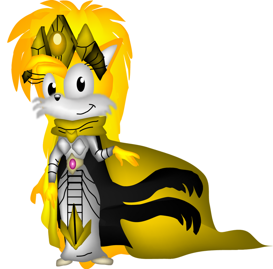 Tails as Aleena by Gamerz31w
