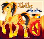 Blythe - Reference sheet