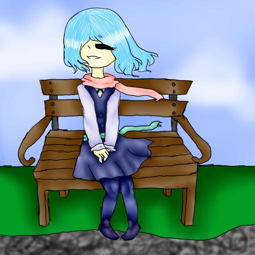 Blue Skies by Meep879