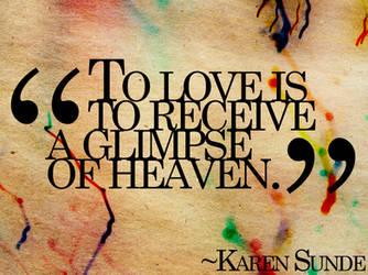 Love Quote by cho-oka