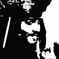 Captain Jack Sparrow by cho-oka
