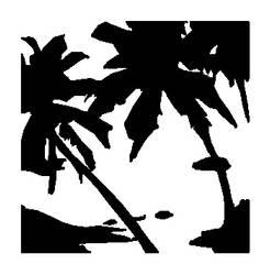 Palm Trees by cho-oka