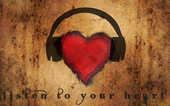 Listen to Your Heart ii by cho-oka