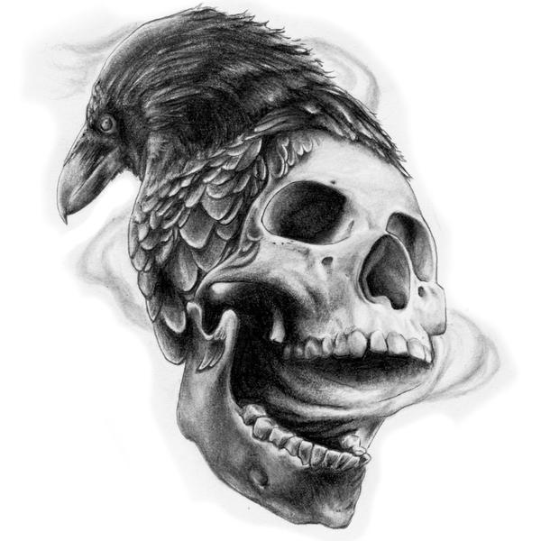 Super Poe Raven 2 by Surly-N-Burly on DeviantArt QI11