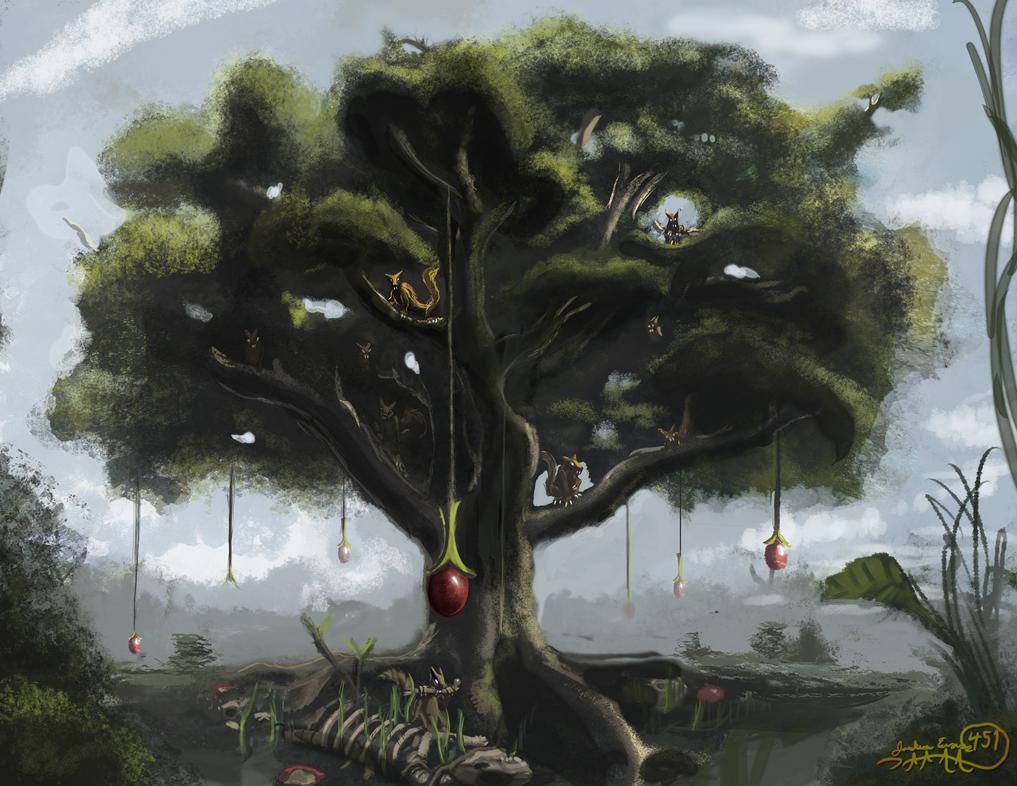 Symbiosis by Scorpion451