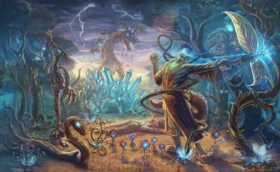 Primal Fury by Scorpion451