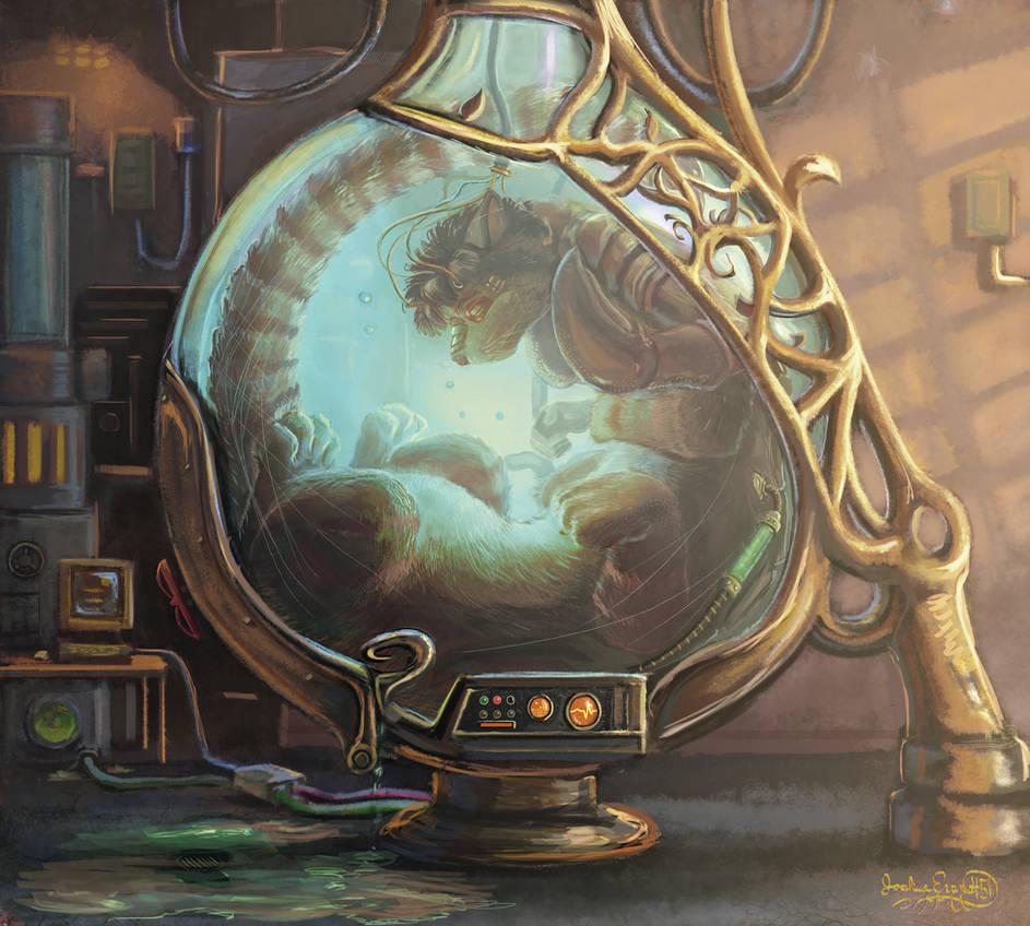 Semper Mutans by Scorpion451