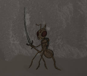 Ant Warrior - enhanced