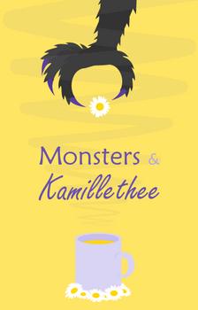 Monsters en Kamillethee