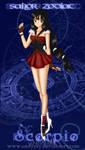 Sailor Zodiac Scorpio