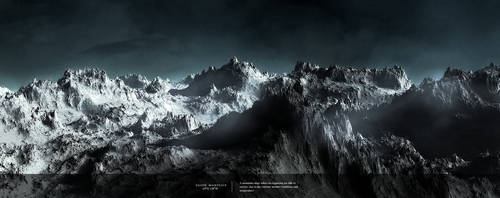 Death Mountain by clec